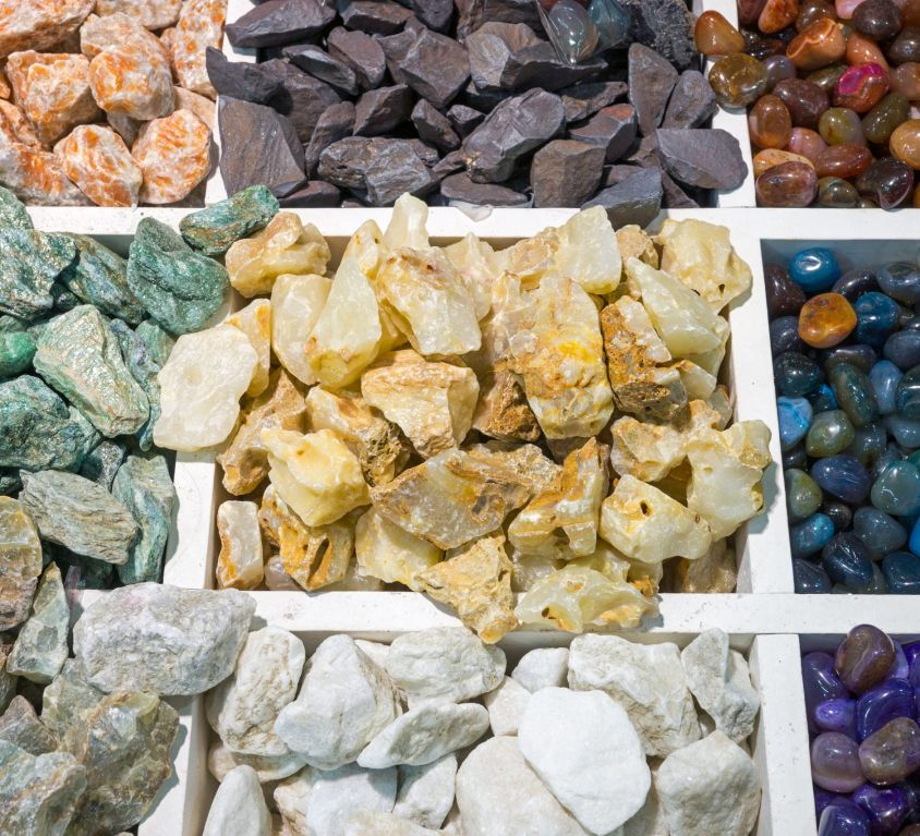 Mineral and Precious Metal